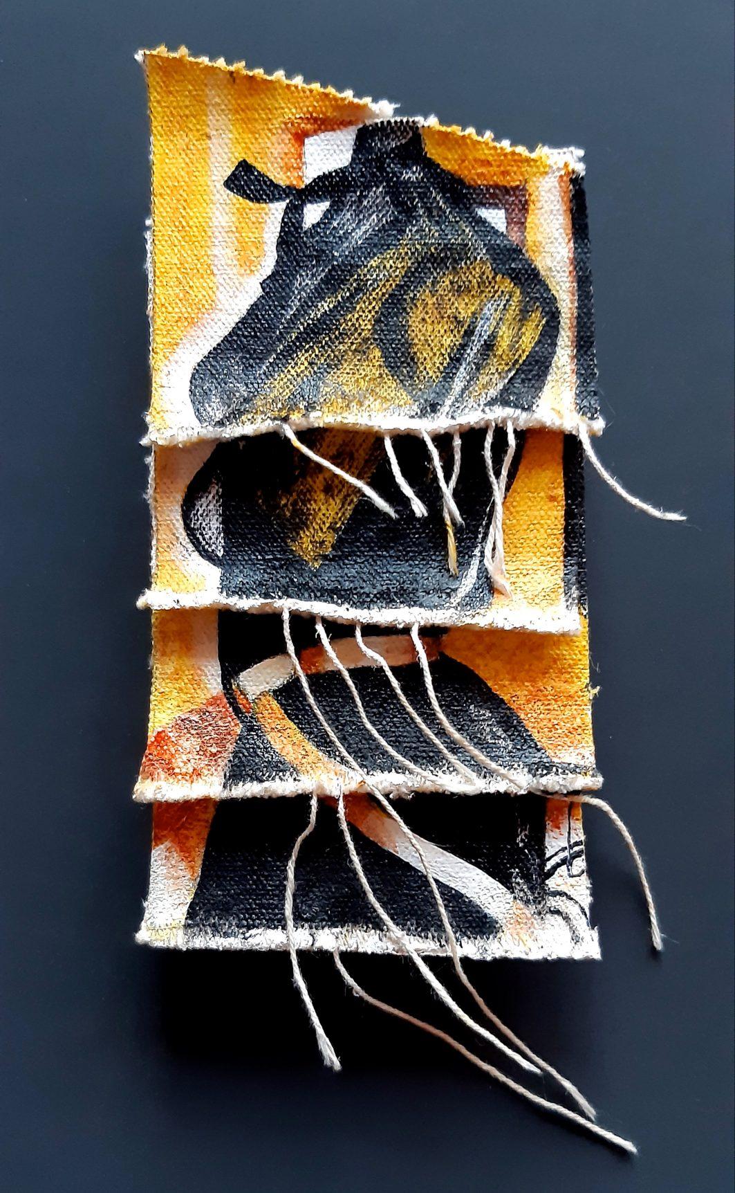 Layered canvas